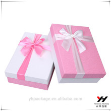 Matt Lamination Recyclable Custom Gift Box Packaging